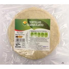 Majs tortillas, Glutenfria 4 paket. Tillverkade i Mexico.