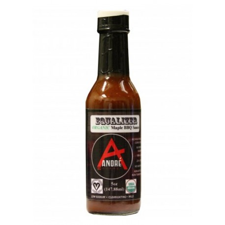 Andre Gourmet Equalizer Organic Maple BBQ Sauce