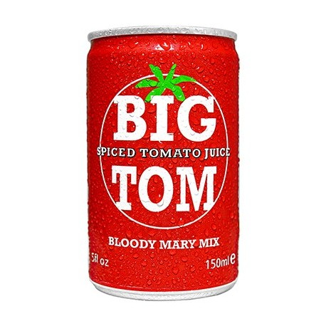 Big Tom Bloody 24-Pack mary mix 163ml