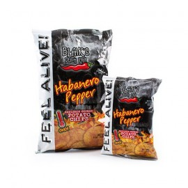 Blair's Death Rain Habanero Chips 42gr
