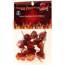 Trinidad scorpion Chili 10gr