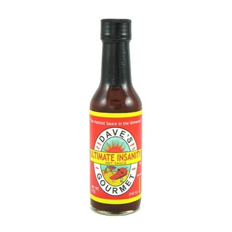 Dave's Ultimate Insanity Sauce 148ml