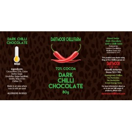 Dartmoor Chilli Chocolate with Lime
