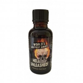 HELL UNLEASHED! 5,3 millioner scoville 30ml