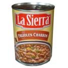 La Sierra Frijoles Charros 580gr