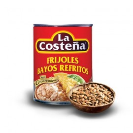 Refried Black Beans 580gr