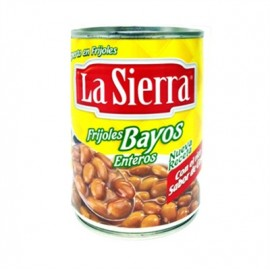La Sierra Frijoles Bayos enteros, hela pintobönor 560gr