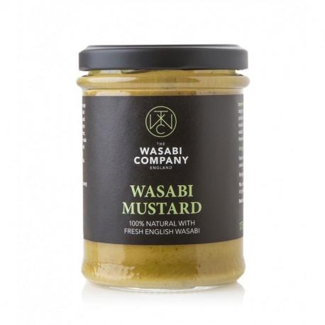 Wasabi Mustard 175gr