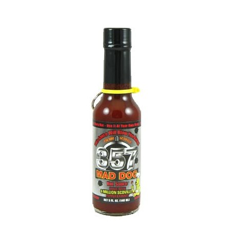 Mad Dog 357 Hot Sauce Silver Collector's Edition 148ml