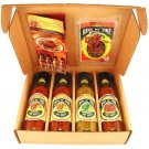 Ring of Fire Hot Sauce Gift Box 4 x 370ml