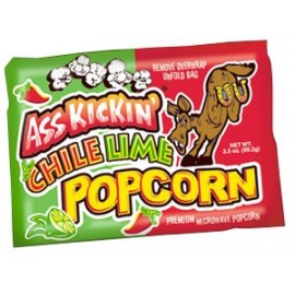 Ass Kickin Chile Lime Popcorn 99,2