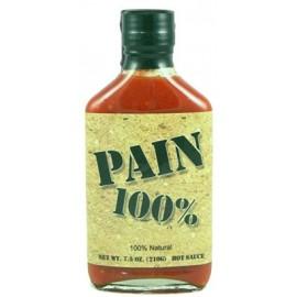 PAIN 100% Hot Sauce 210gr