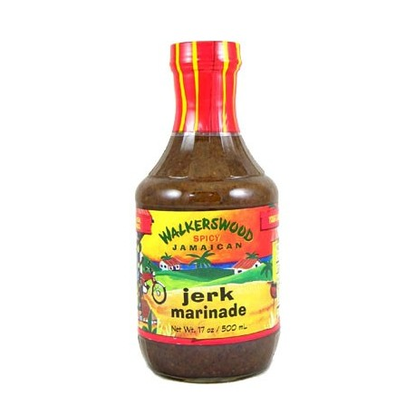 Walkerswood Jamaican Jerk Marinade 500ml