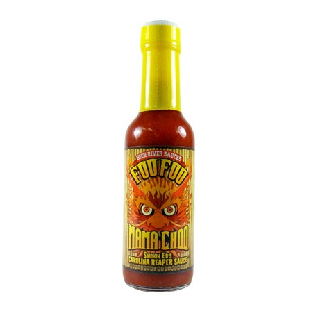 High River Sauces Foo Foo Mama Choo Hot Sauce