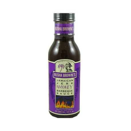 Busha Browne's Honey Jamaican Jerk Barbecue Sauce 355ml