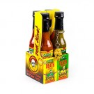 Blair's Death Sauce Mini 4-pack 59 ml /per flaska