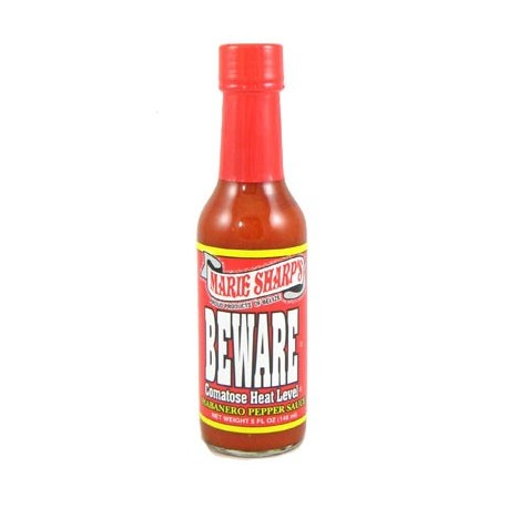 Marie Sharp's Beware Comatose Hot Sauce 148ml