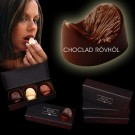 Choklad rövhöl 3-pack 20gr