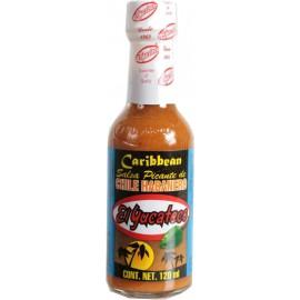 El yucateco Caribbean hot sauce