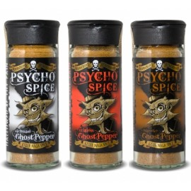 PSYCHO SPICE GHOST COMBO Original, Chipotle, Sichuan