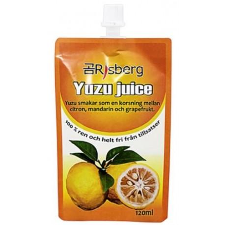 Yuzu Juice 100% ren 120ml