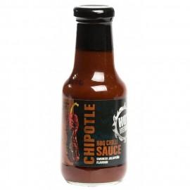 HOT-HEADZ! CHIPOTLE BBQ SAUCE 345gr