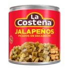 Jalapeno Picados. Hackad Jalapeno