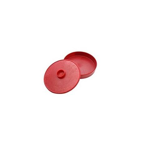 Tortilla värmare - Tortillero Gjord i röd plast