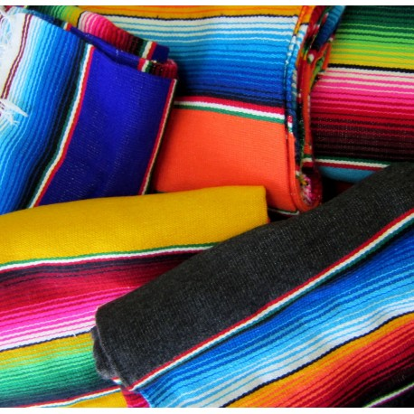 Mexikanska filtar sarape