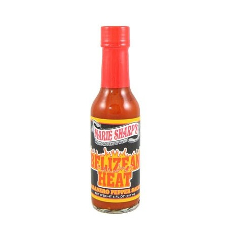 Marie Sharp's Belizean Heat Habanero Hot Sauce 148ml