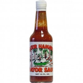 GATOR HAMMOCK ORIGINAL HOT GATOR SAUCE 296ml