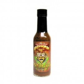 HIGH RIVER SAUCES THUNDER JUICE! TEQUILA INFUSED HOT SAUCE 148ml