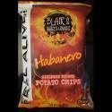 Blair's Death Rain Habanero Chips 57gr