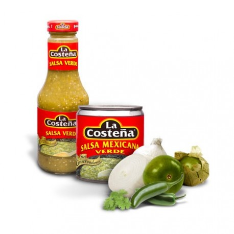 La Costena Salsa Verde 450gr