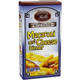 mississippi belle mac and cheese 206gr