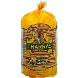 Tostadas, Charras original 300gr