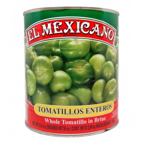 Tomatillos El mexicano 800gr