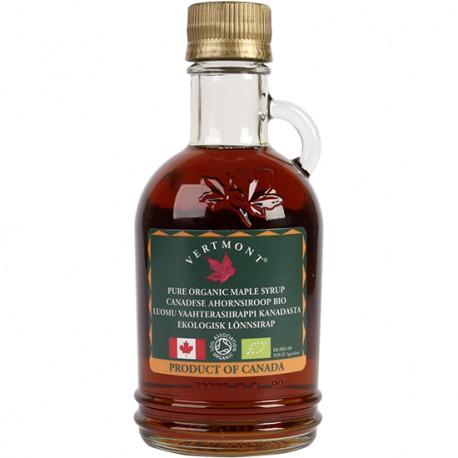 Lönnsirap / Maple syrup EKO 250 ml