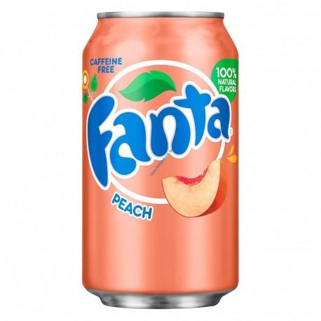 Fanta Peach Persika 355ml