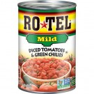 ROTEL CHUNKY CHILI TOMATOES 283gr