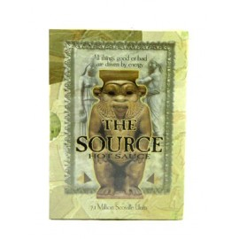 The Source 7.1 Million Scoville Units Pepper Extract 29gr