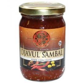Djävuls Sambal - Sambal Devil