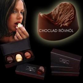 Choklad rövhöl 20gr