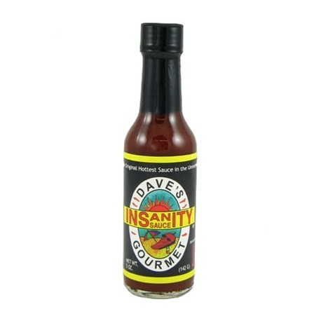 Dave's Insanity Hot Sauce 148ml