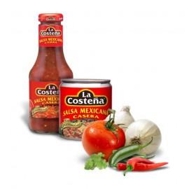 La Costena Salsa Mexicana Casera 475gr