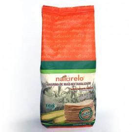 Masa Harina , GMO fritt