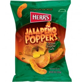 HERRS JALAPENO POPPERS 184,3